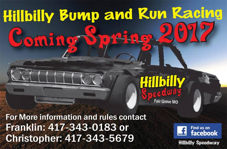 hill billy racing