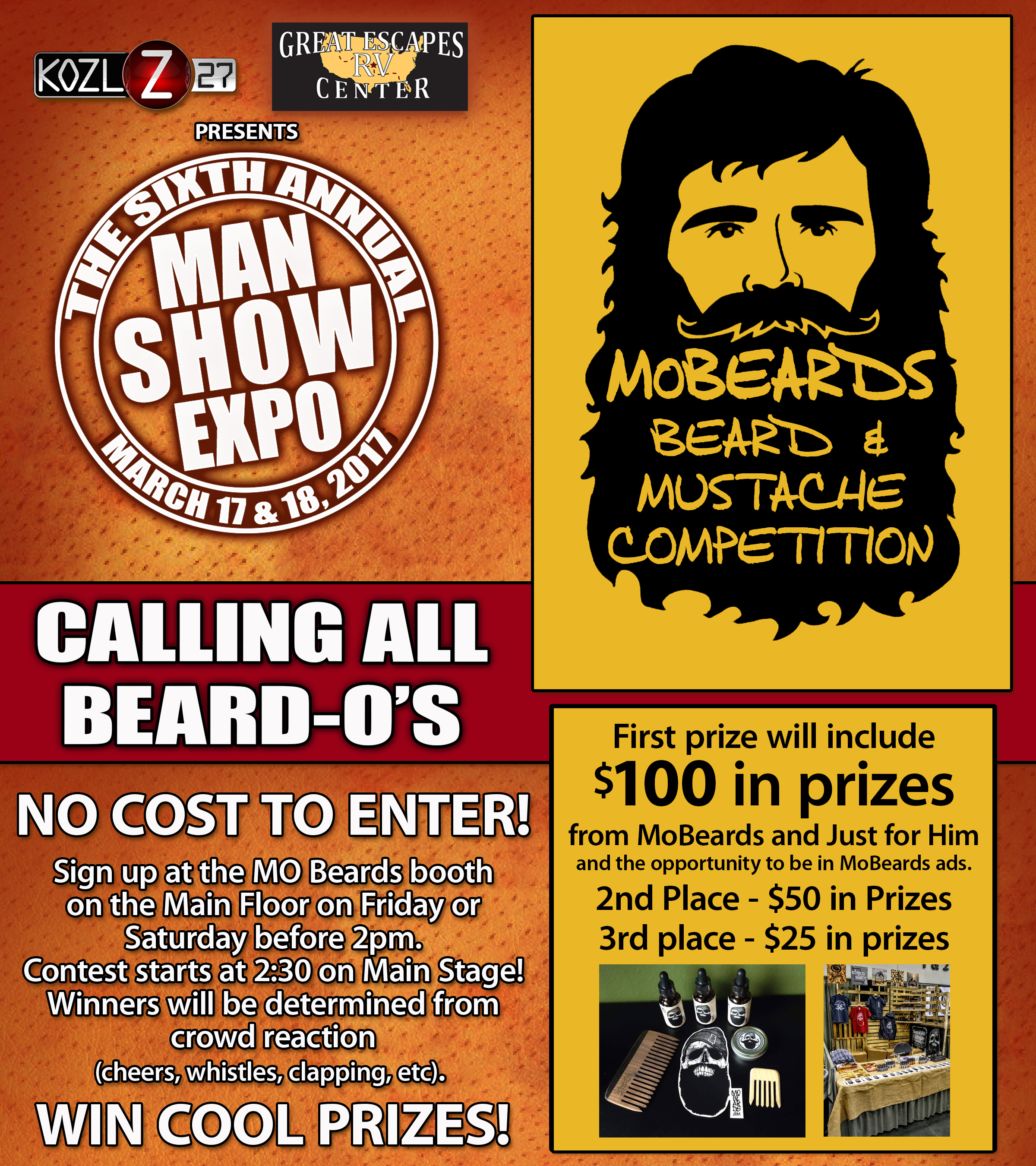 mo beards contest 2017