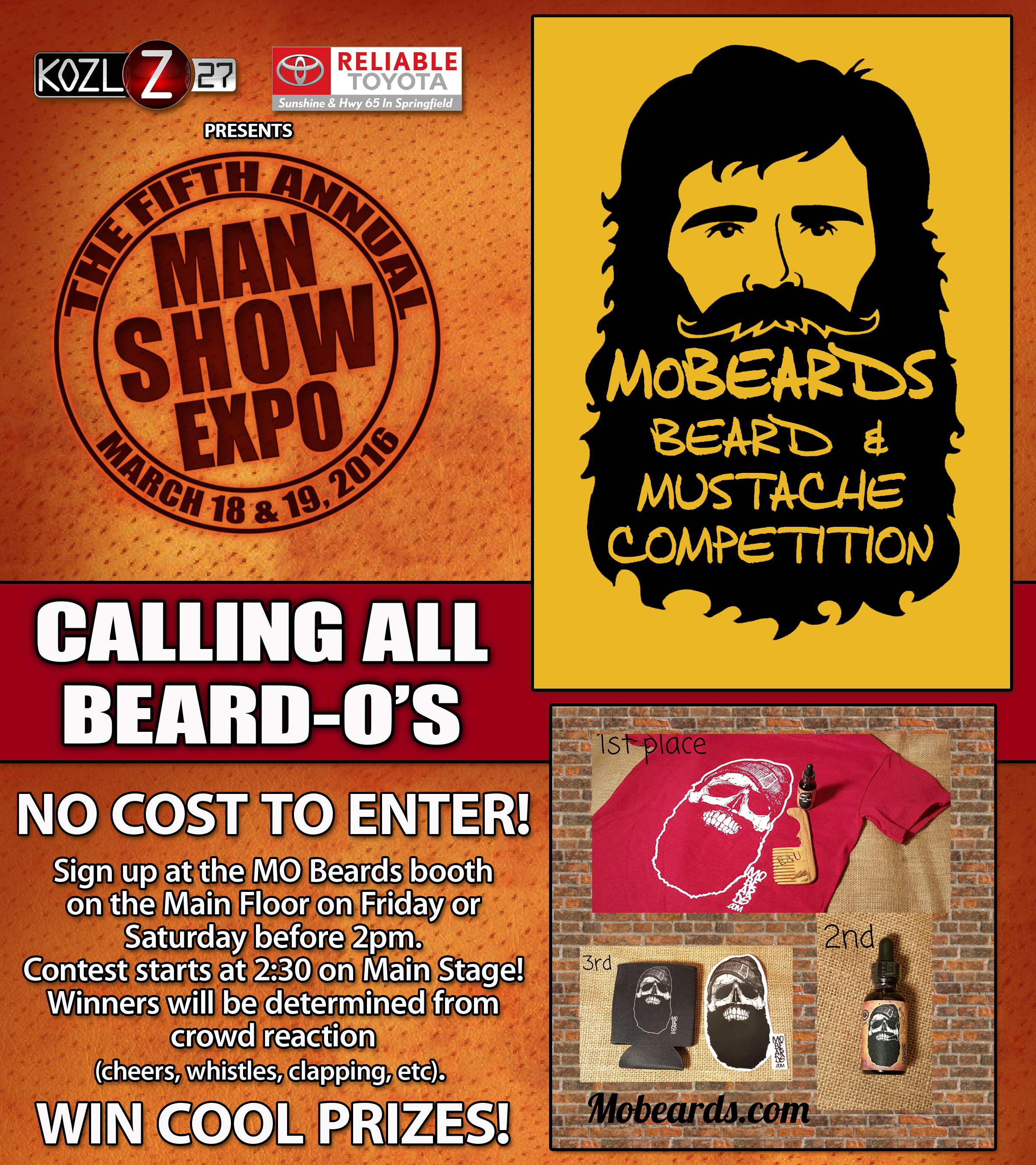 mo beards contest