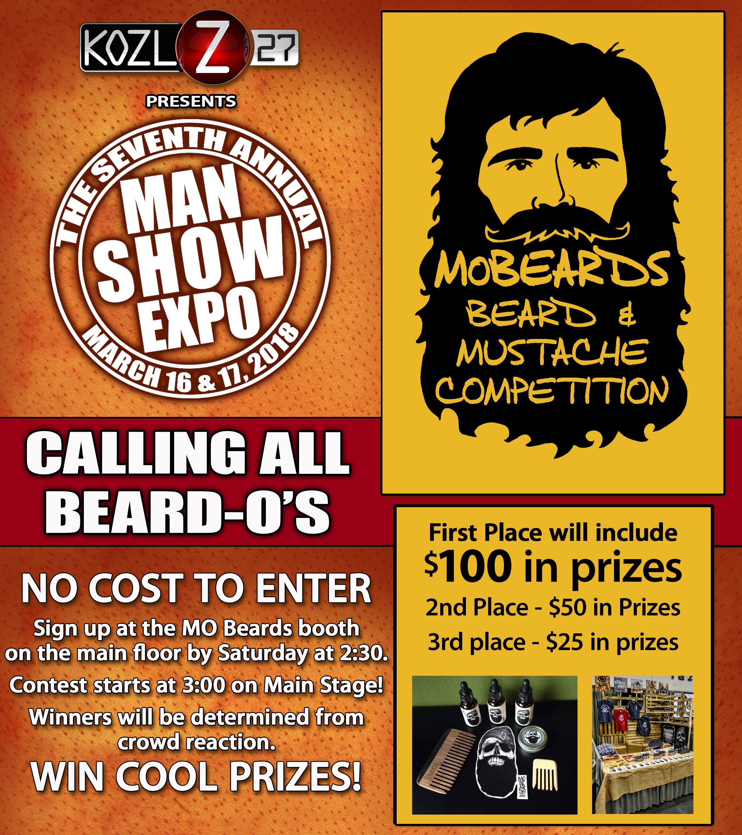 mo beards contest 2018