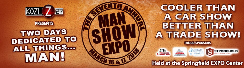 The KOZL Man Show Expo